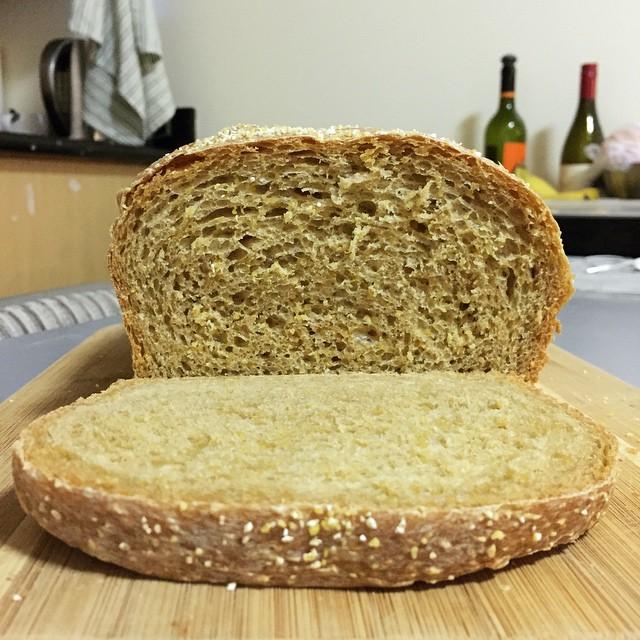 anadama-bread